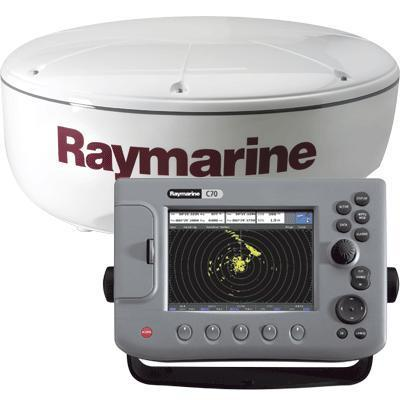 Raymarine C70 Scanner Compatibility